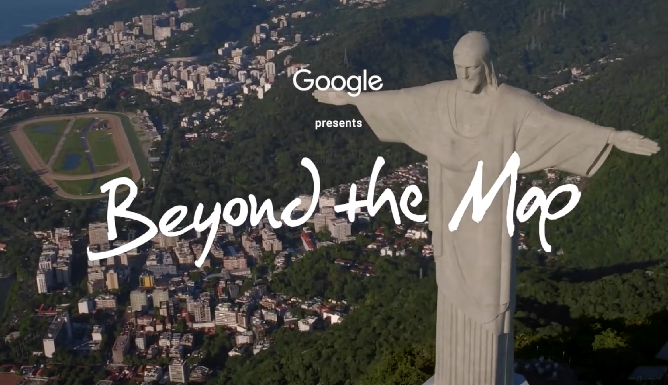 Google Beyond The Map